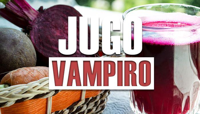 beneficios del jugo de vampiro